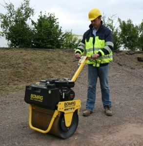 Small asphalt rollers meet tough conditions | Heavy ... |Small Asphalt Rollers