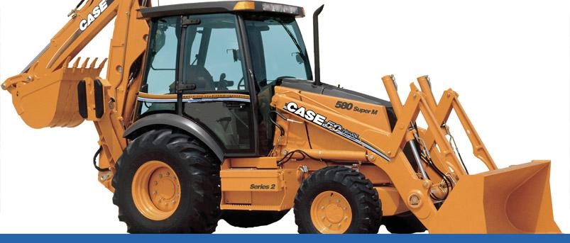 Case 580 super L repair manual